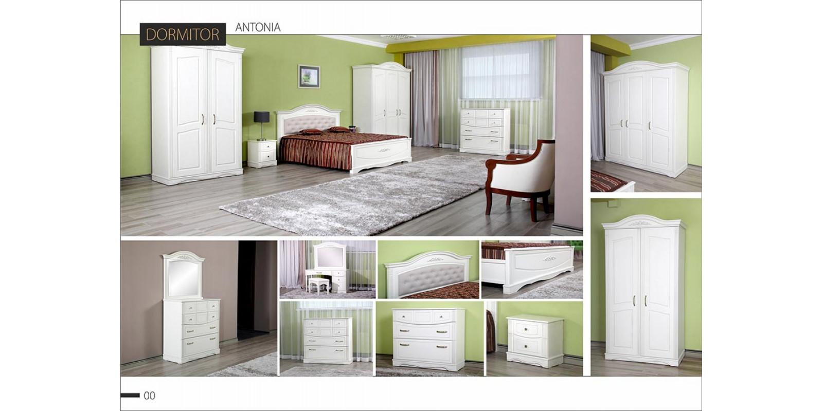 Кровать Antonia (1600/1800)- AX13