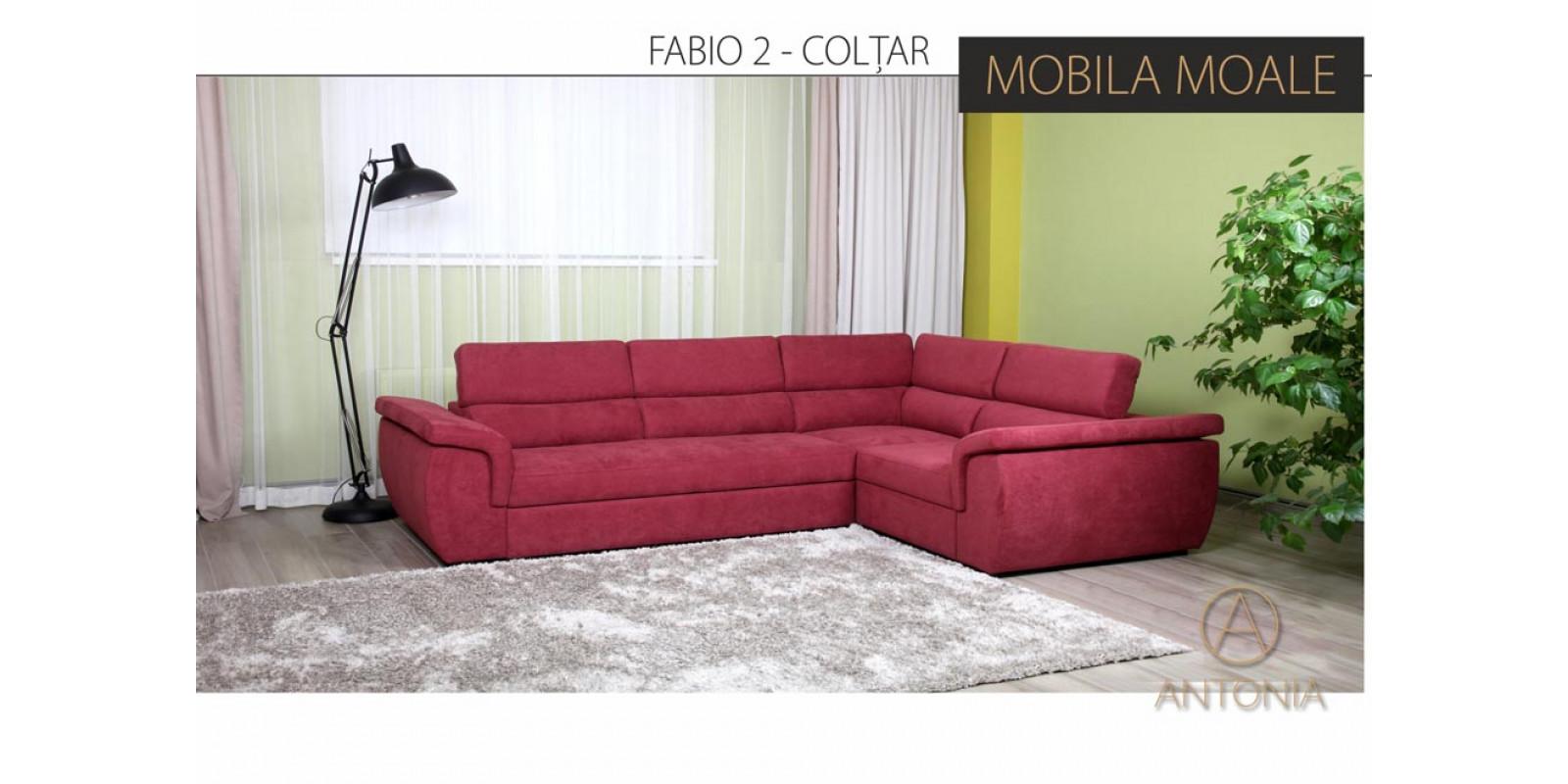 Угловой диван Fabio 2