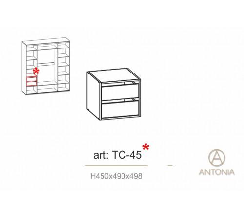 Modul cu sertari Infinity TC-45