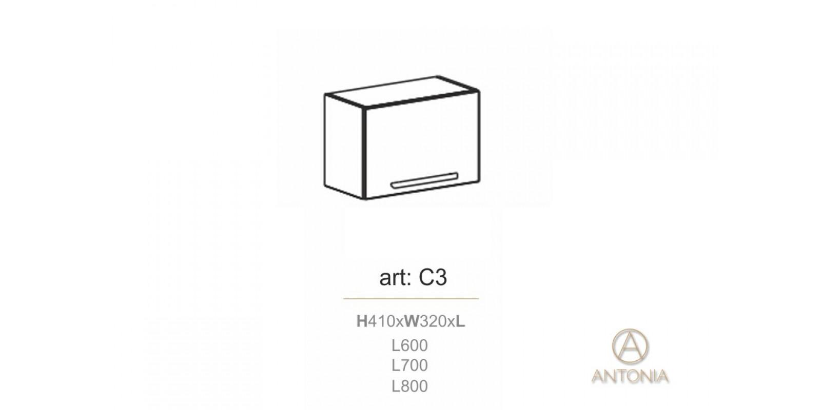 Кухня модуль  C3
