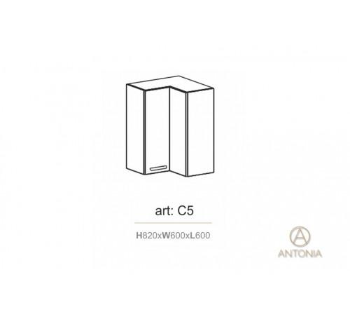 Кухня модуль навесной  C5