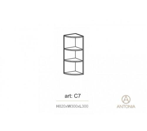 Кухня модуль навесной  C7