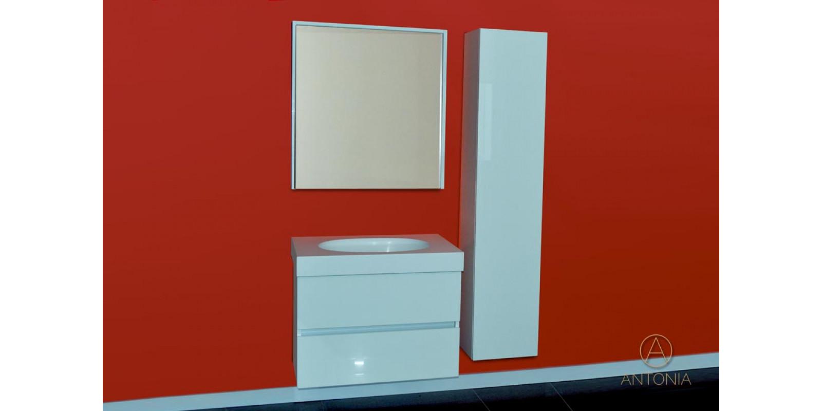 Шкаф с умывальником - E-03(750/950мм)